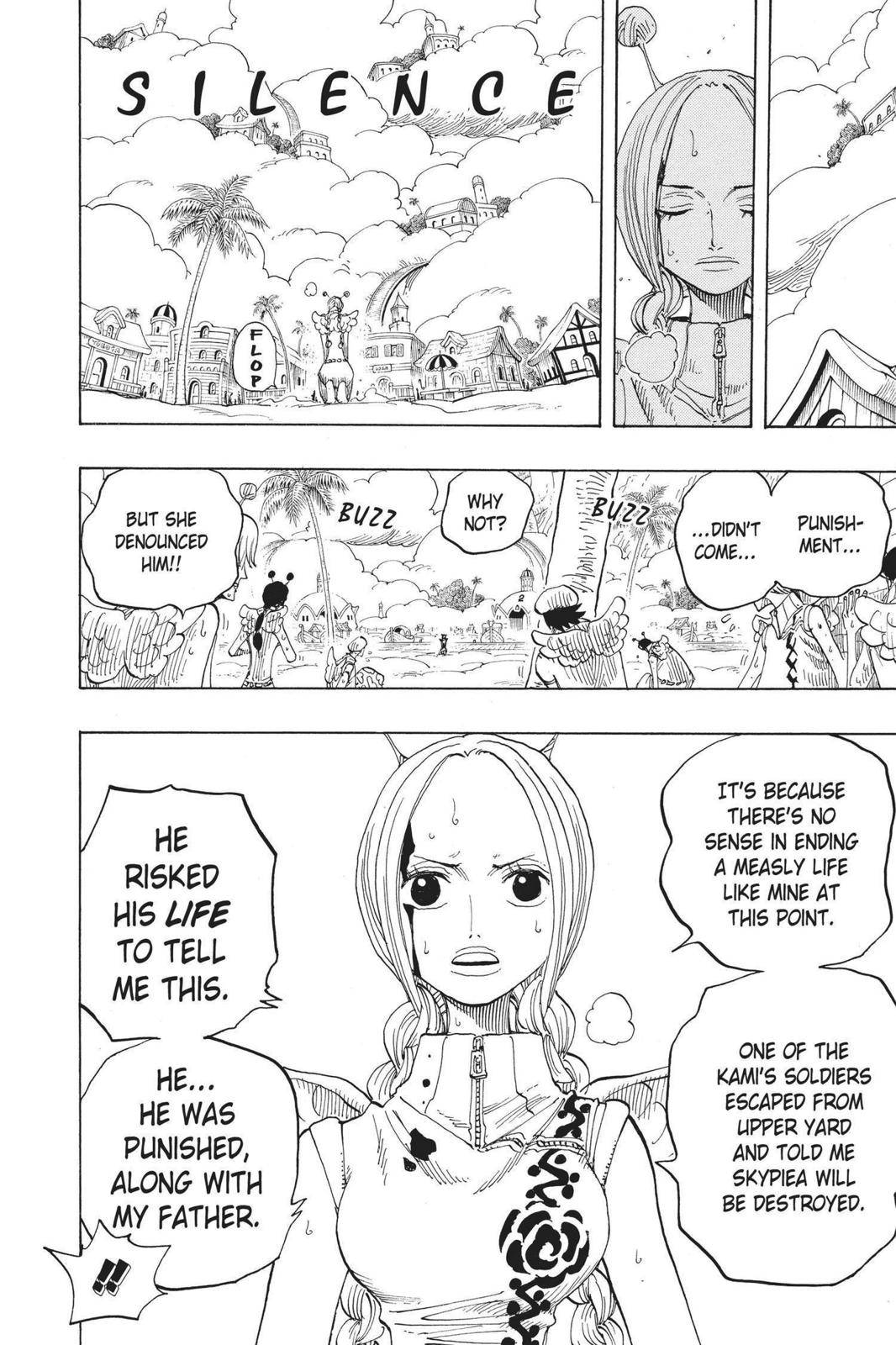 One Piece Chapter 278 Page 12