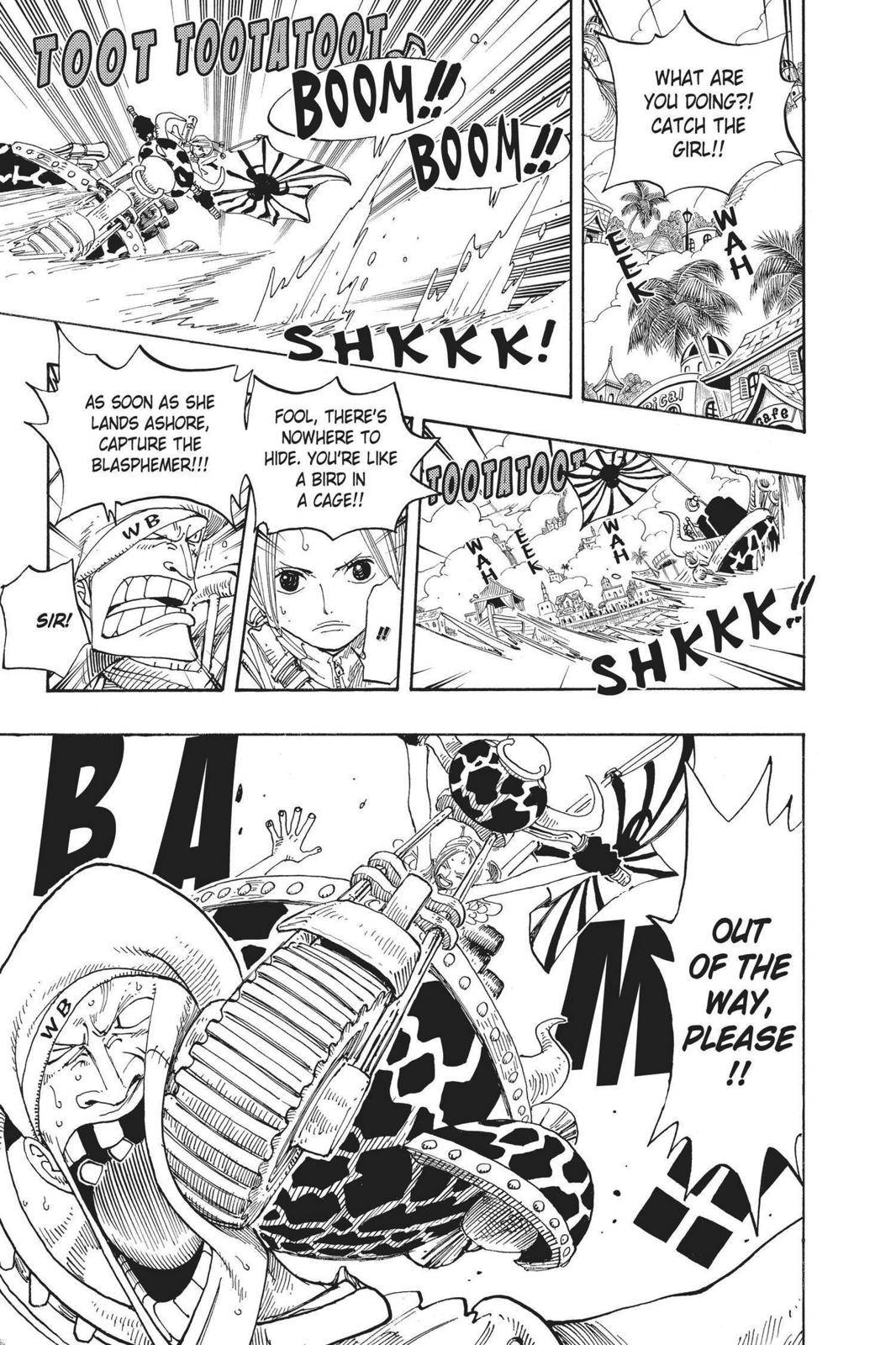 One Piece Chapter 278 Page 5