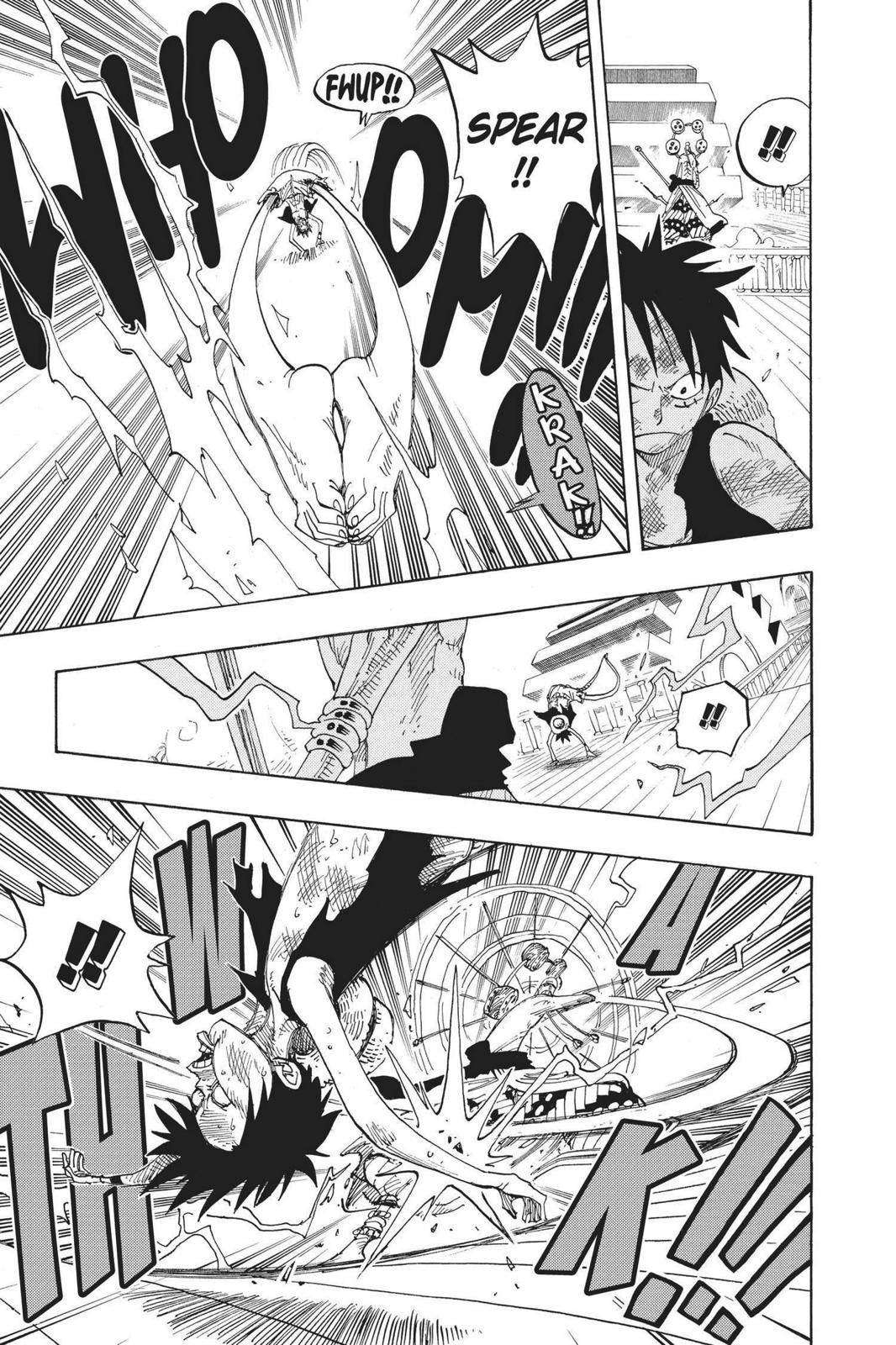 One Piece Chapter 280 Page 5