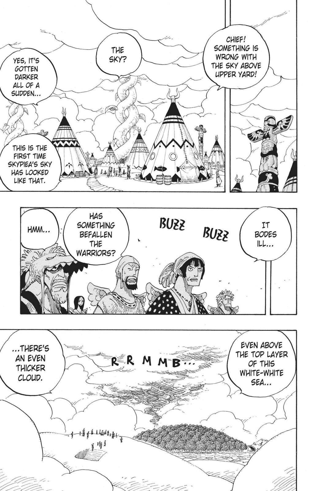 One Piece Chapter 281 Page 6