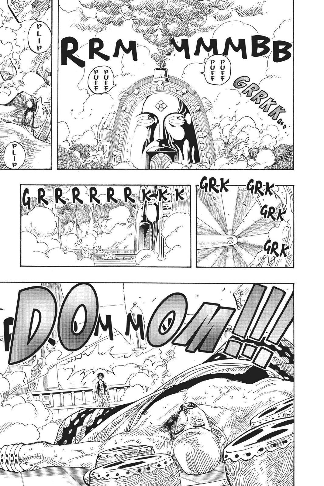 One Piece Chapter 282 Page 3