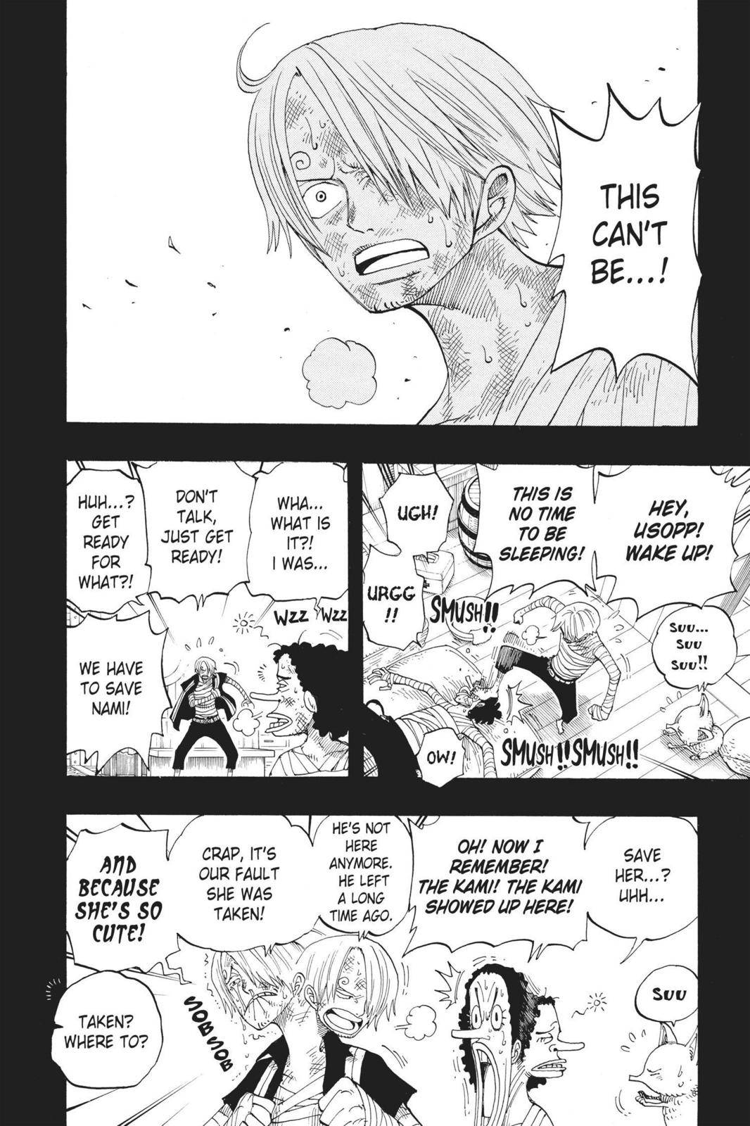 One Piece Chapter 283 Page 2