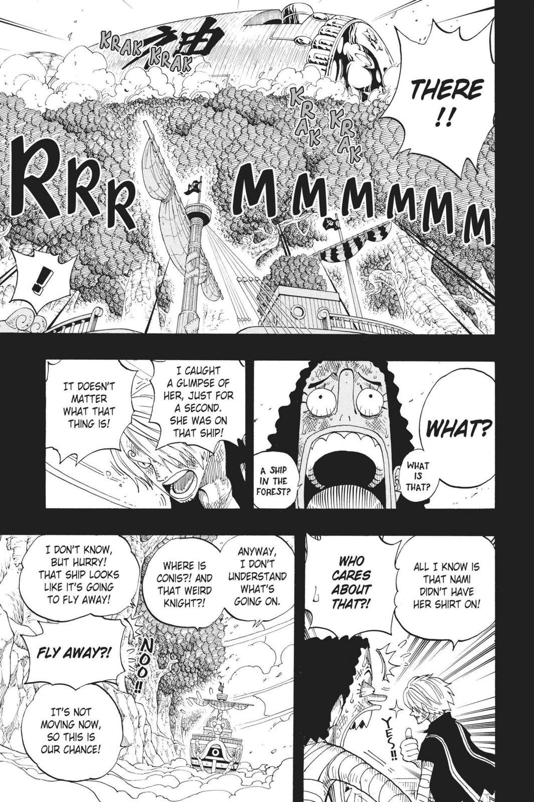One Piece Chapter 283 Page 3