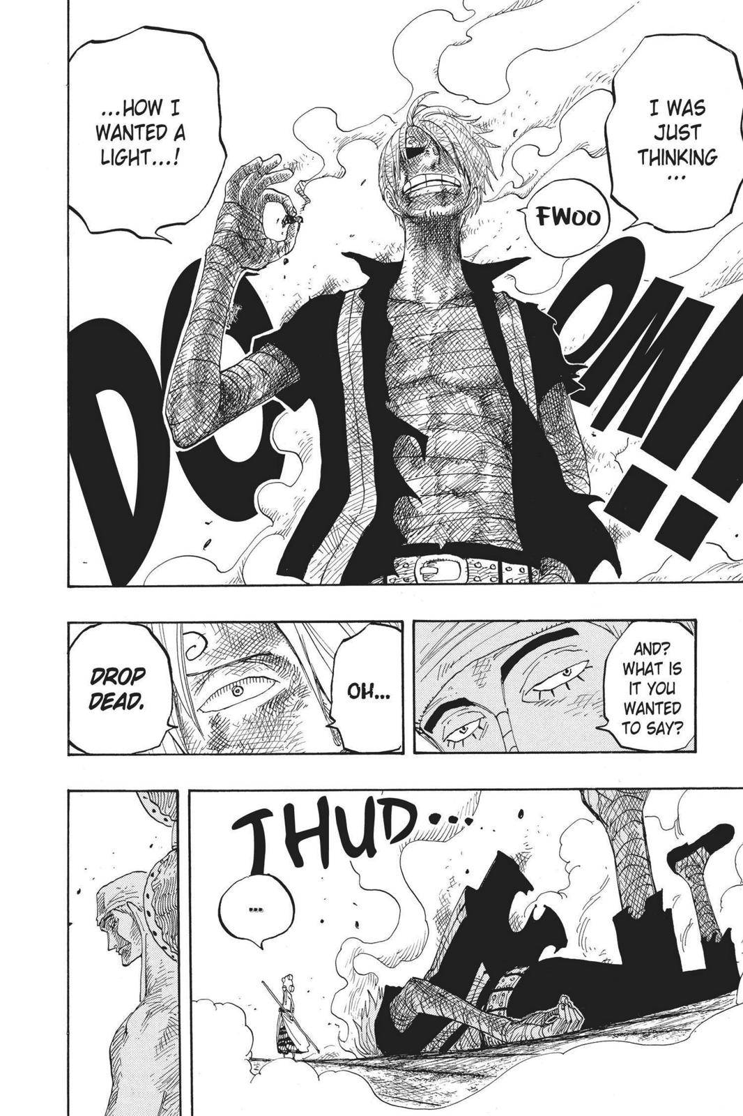 One Piece Chapter 284 Page 16
