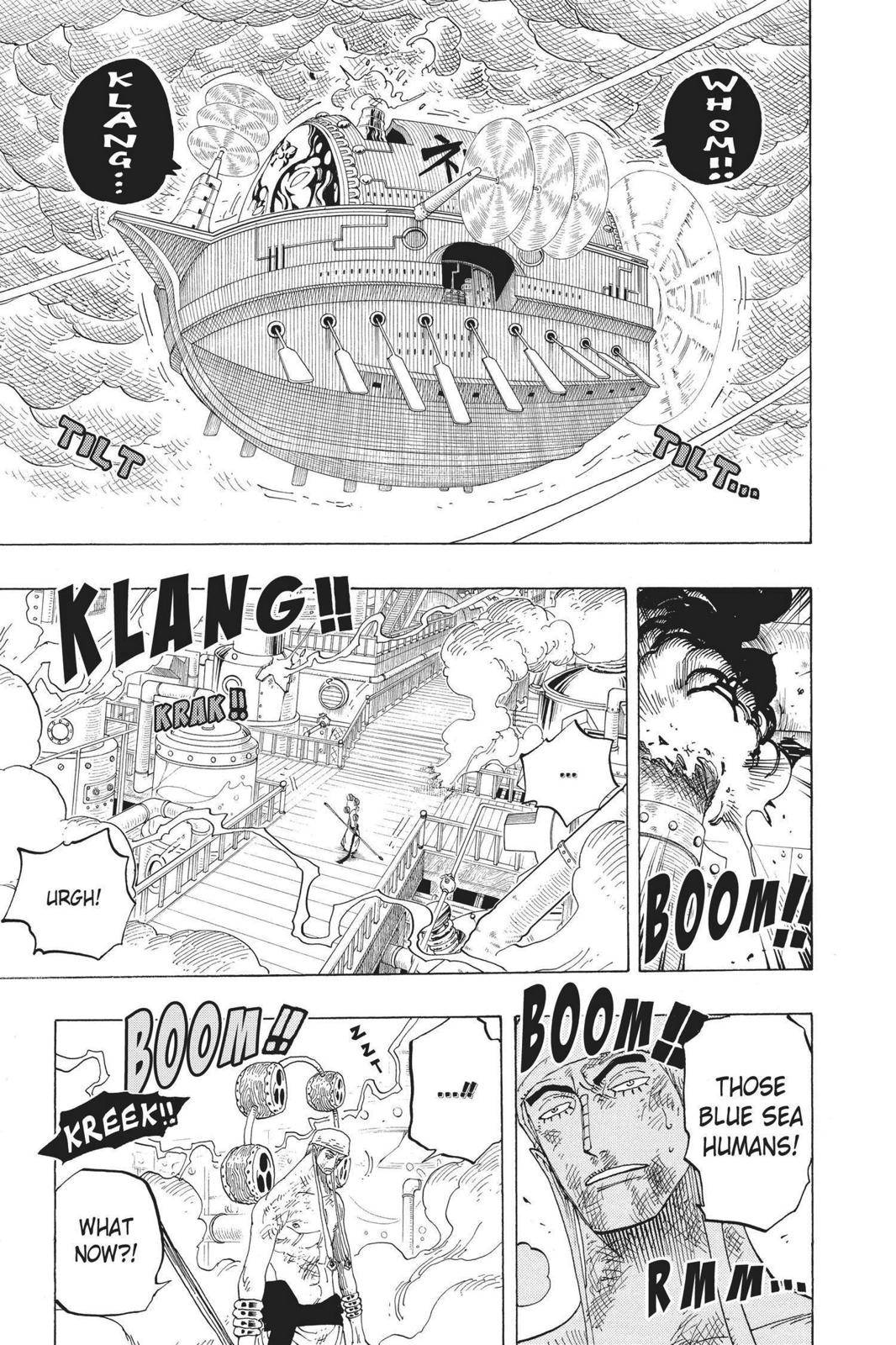 One Piece Chapter 285 Page 5