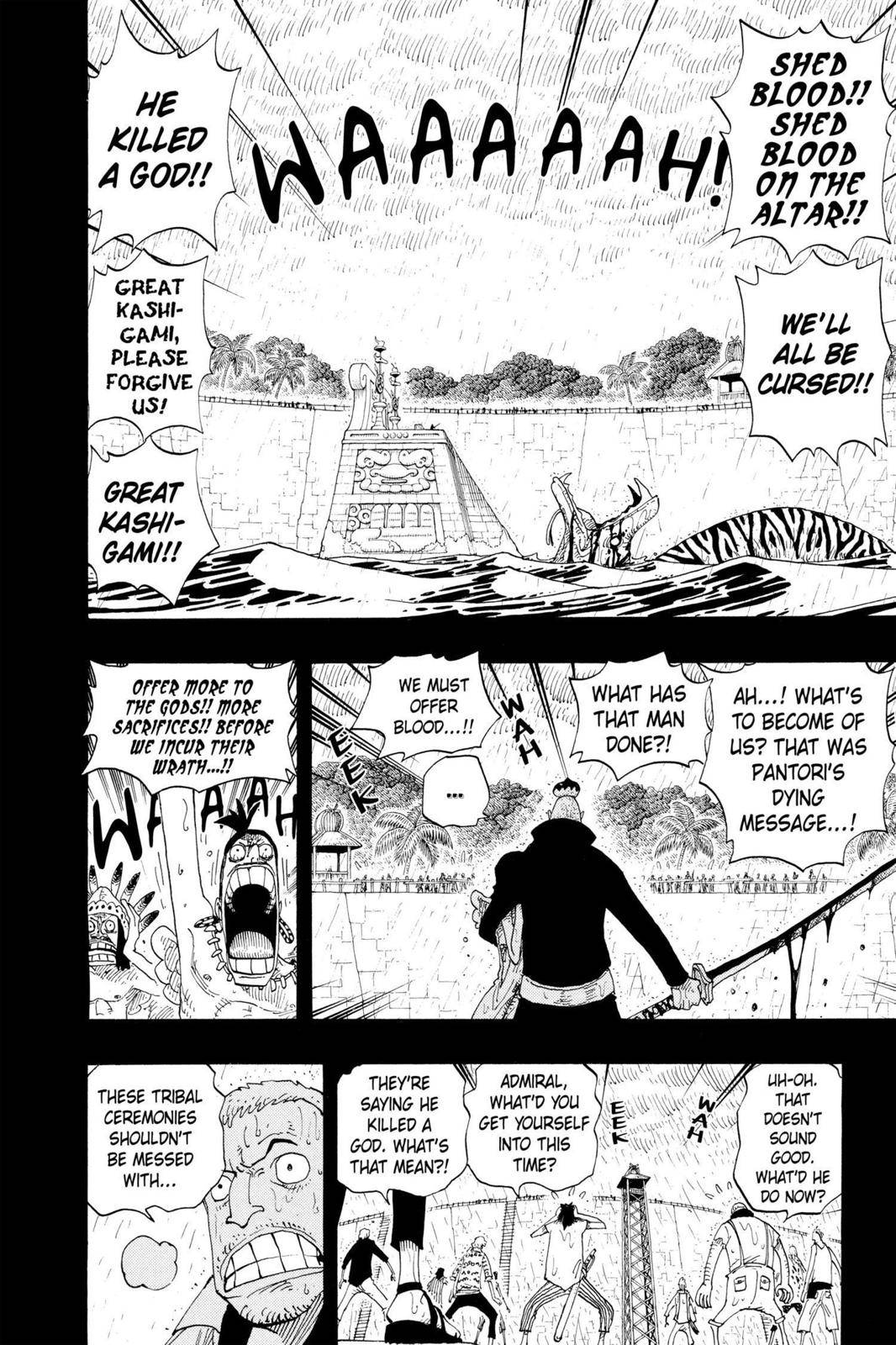 One Piece Chapter 288 Page 2