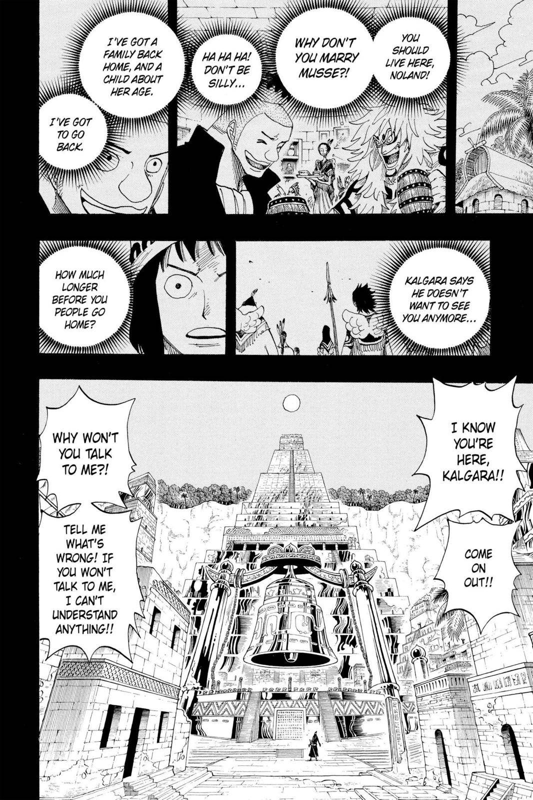 One Piece Chapter 291 Page 2