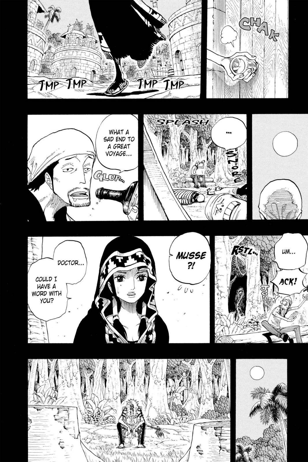One Piece Chapter 291 Page 6