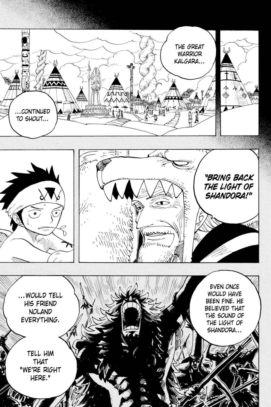 One Piece Chapter 293 Page 3