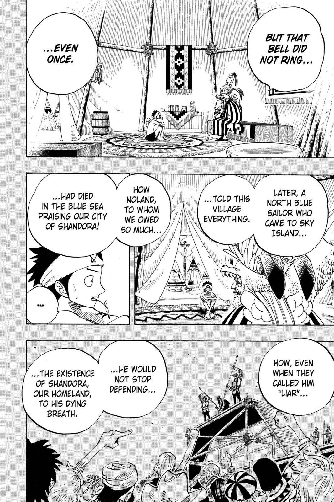 One Piece Chapter 293 Page 4