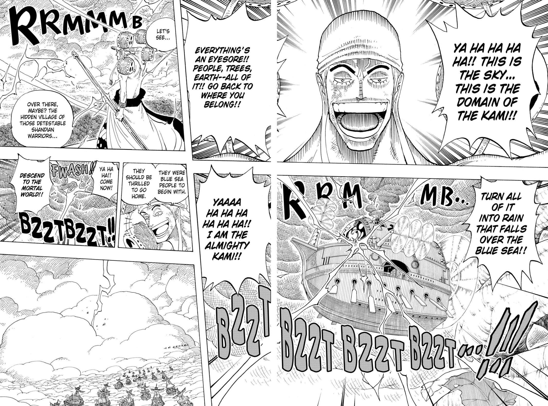 One Piece Chapter 293 Page 8
