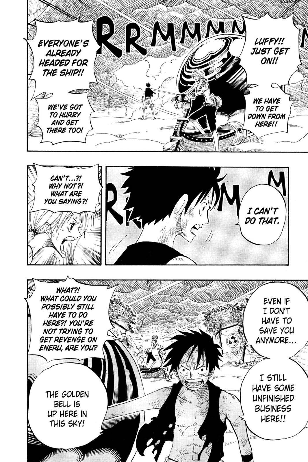 One Piece Chapter 294 Page 15