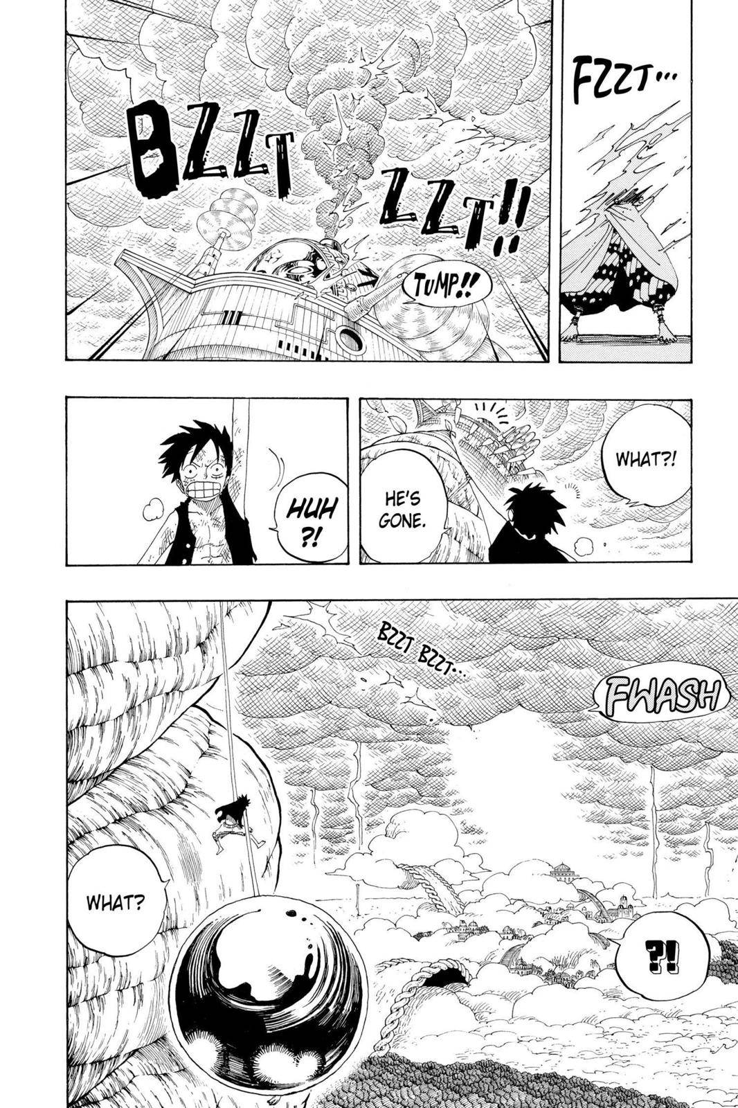 One Piece Chapter 294 Page 8