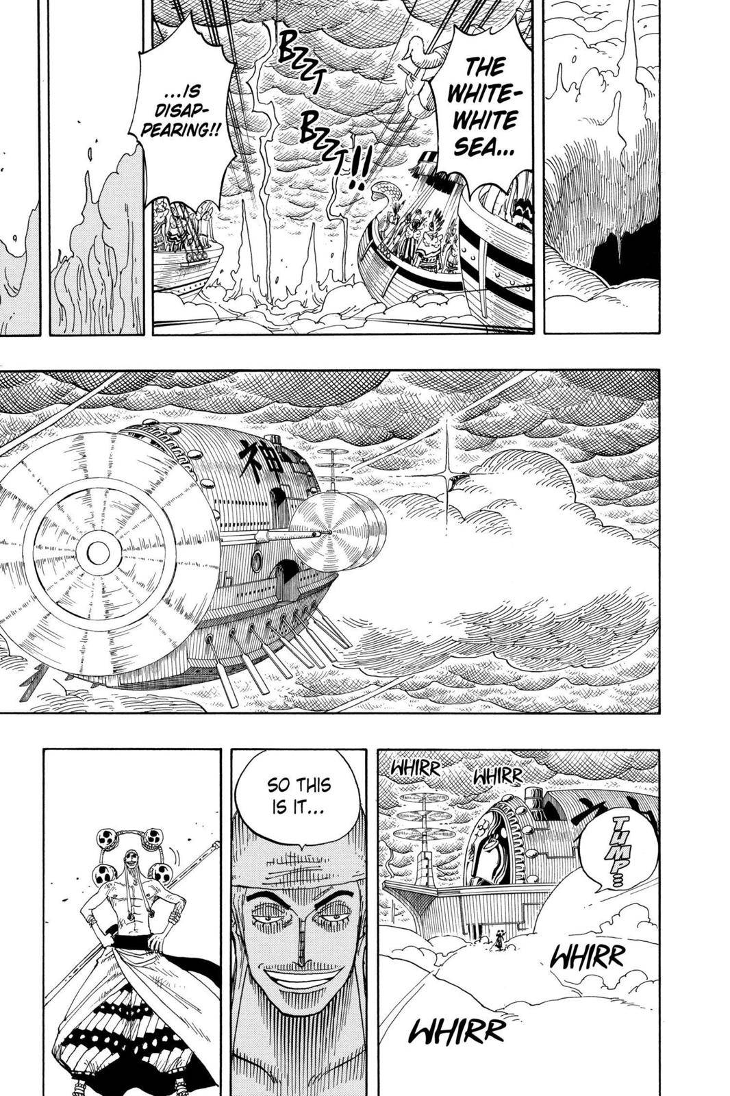 One Piece Chapter 295 Page 9