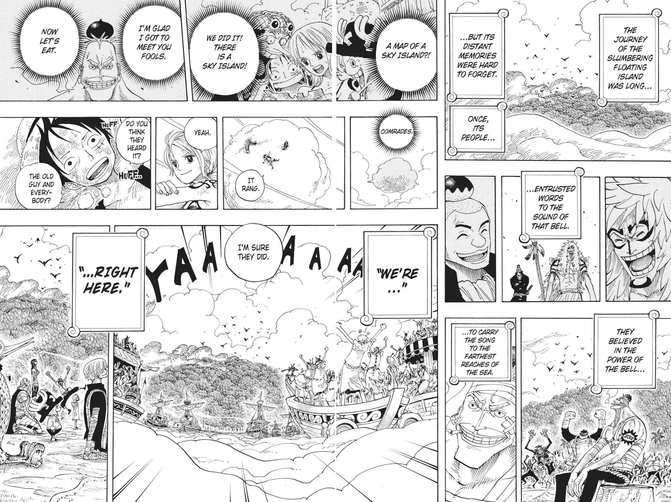 One Piece Chapter 299 Page 16