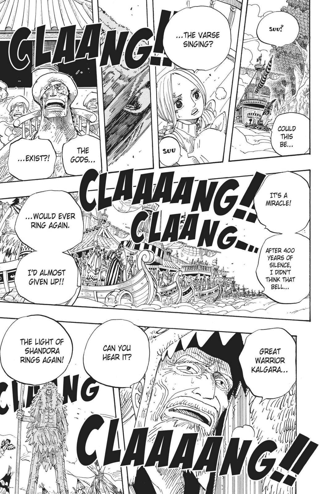 One Piece Chapter 299 Page 6