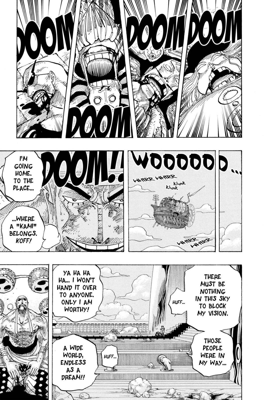 One Piece Chapter 300 Page 11