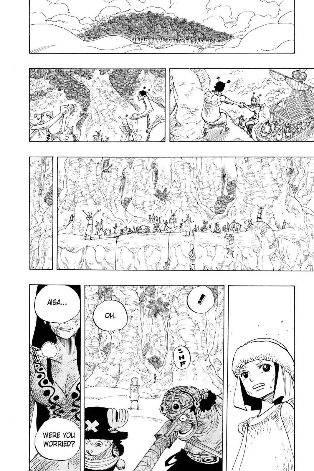 One Piece Chapter 300 Page 2
