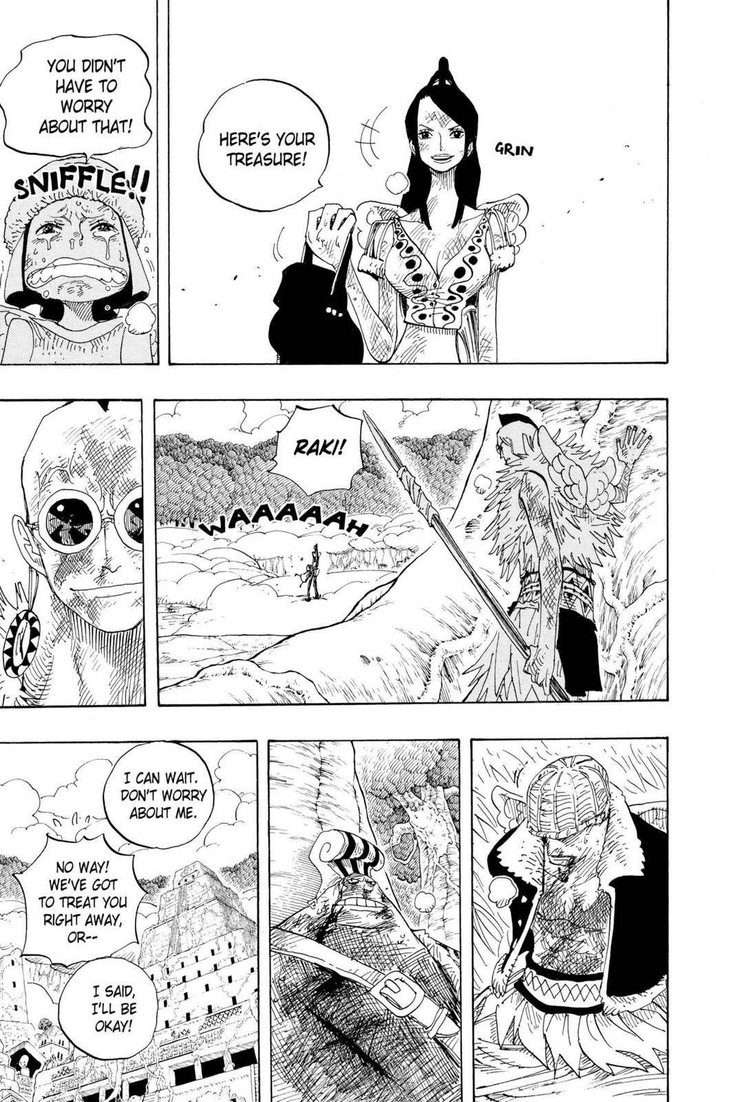 One Piece Chapter 300 Page 3