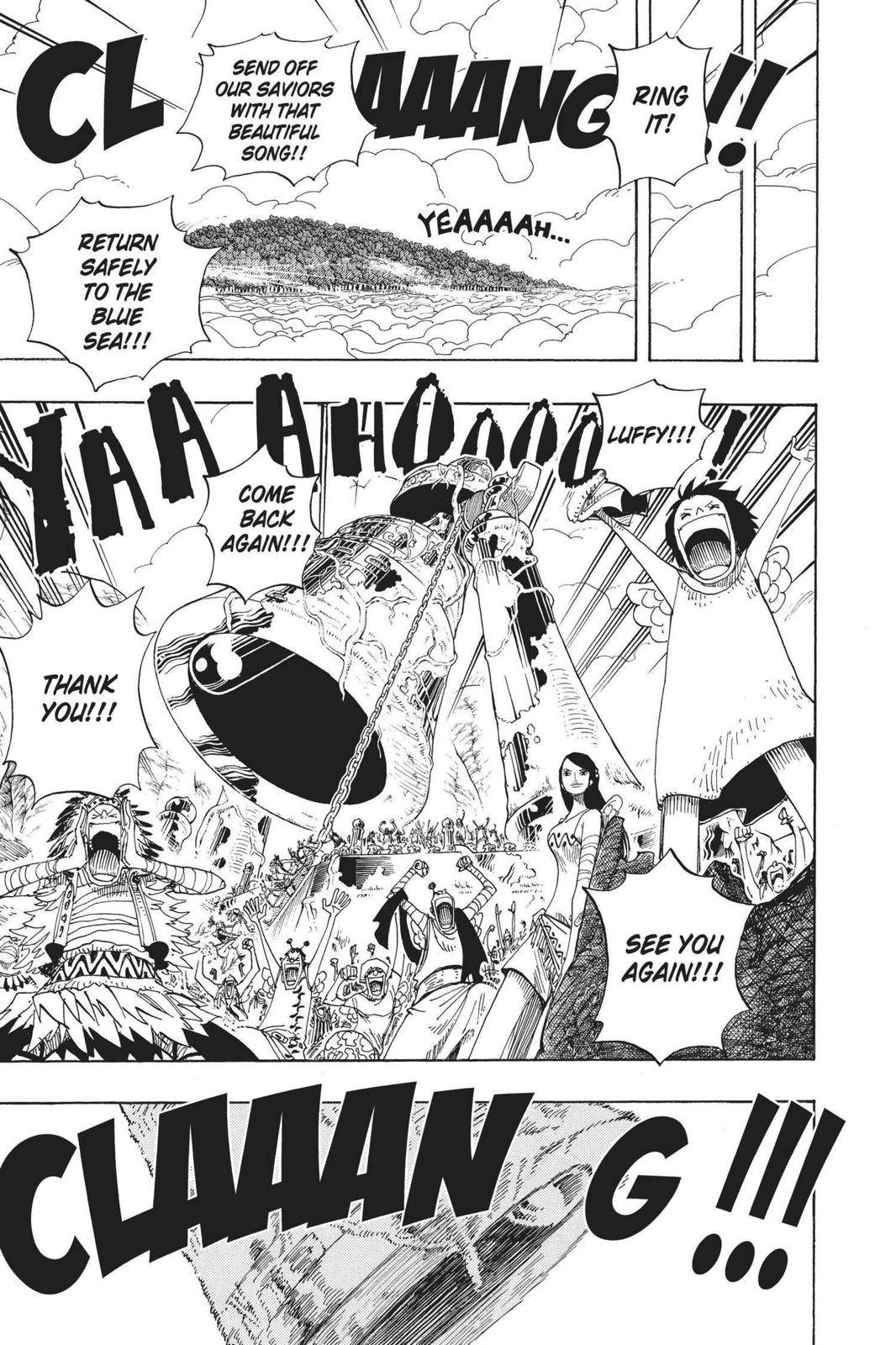 One Piece Chapter 302 Page 16