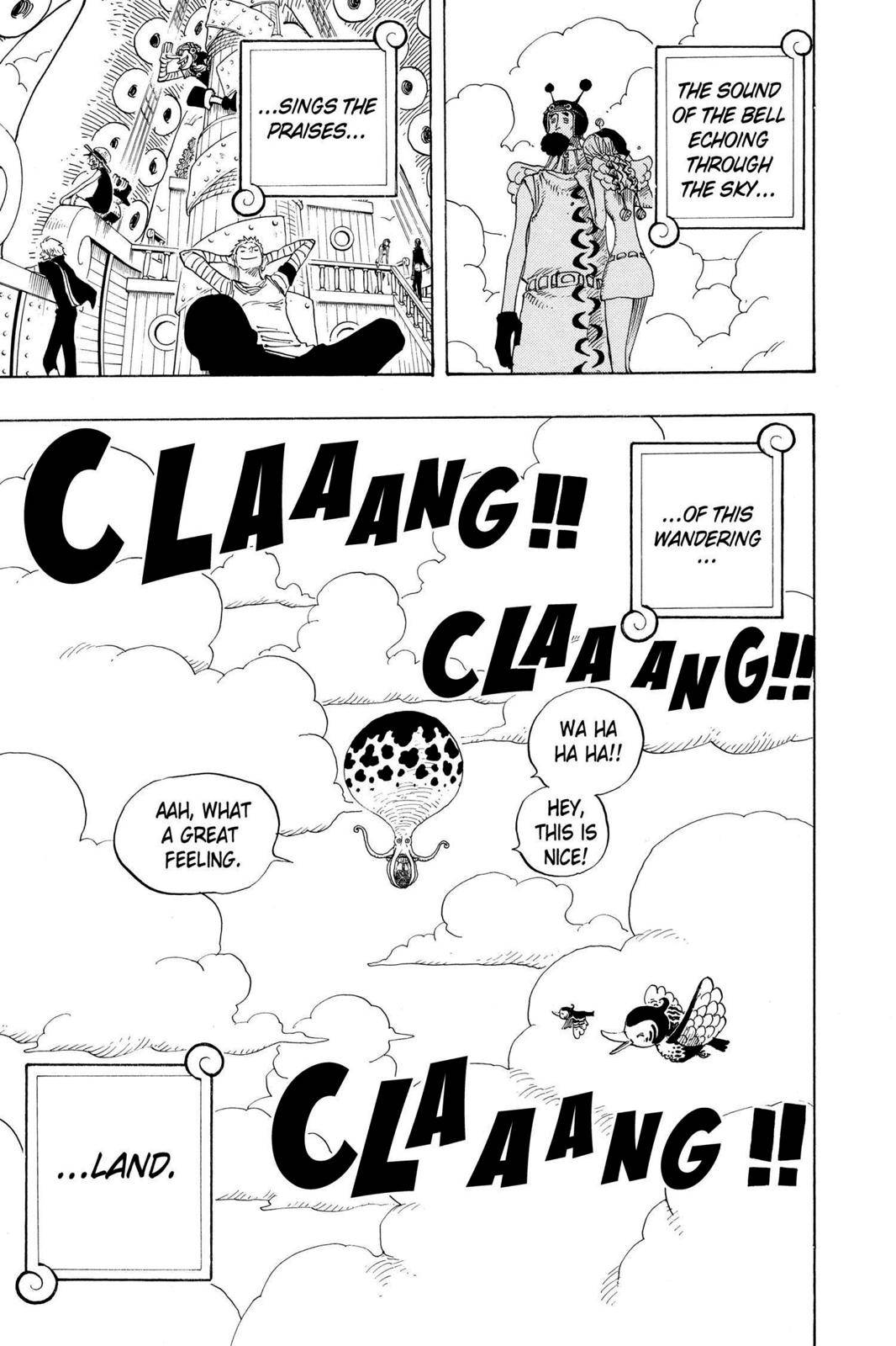 One Piece Chapter 302 Page 18
