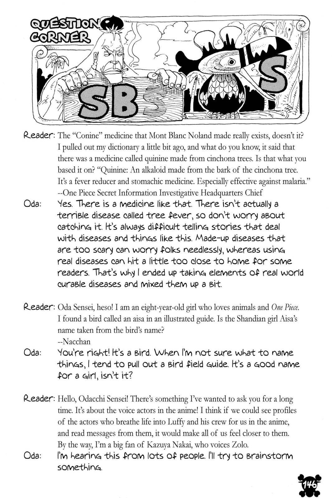 One Piece Chapter 302 Page 19