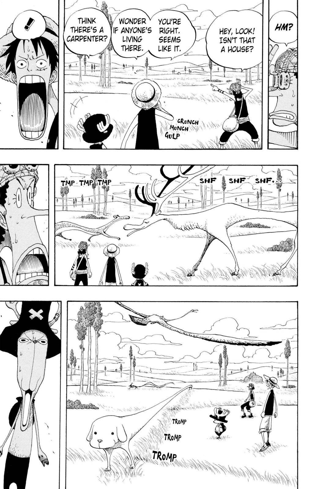 One Piece Chapter 304 Page 13