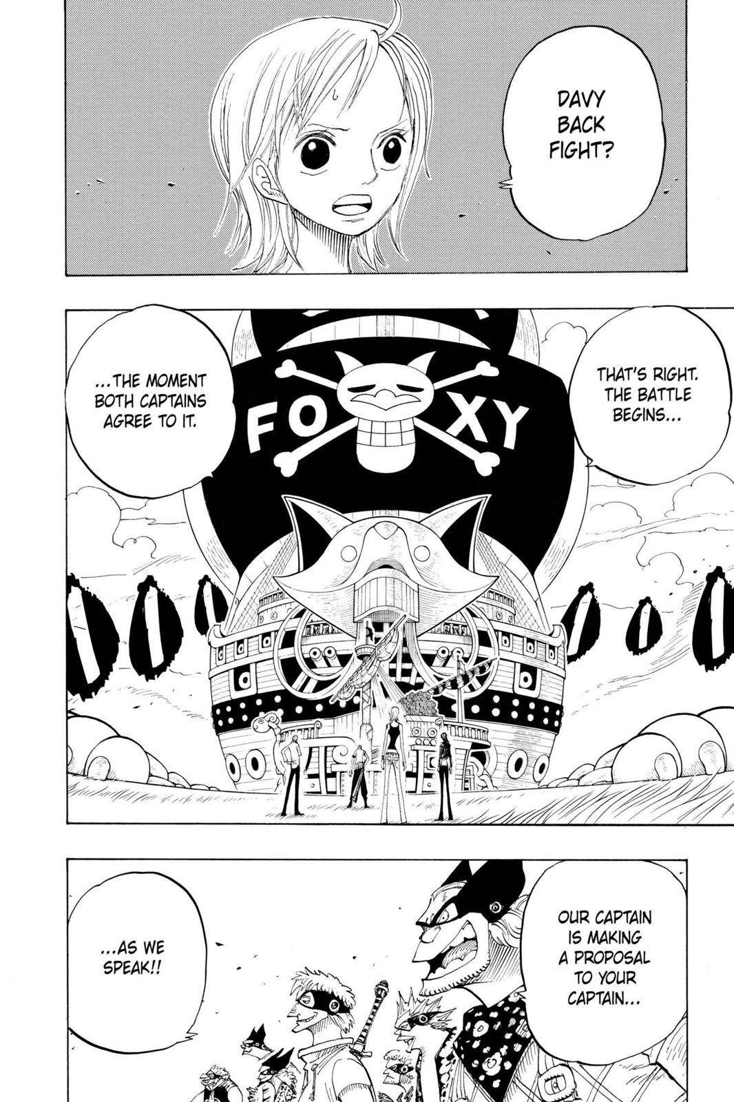 One Piece Chapter 306 Page 10