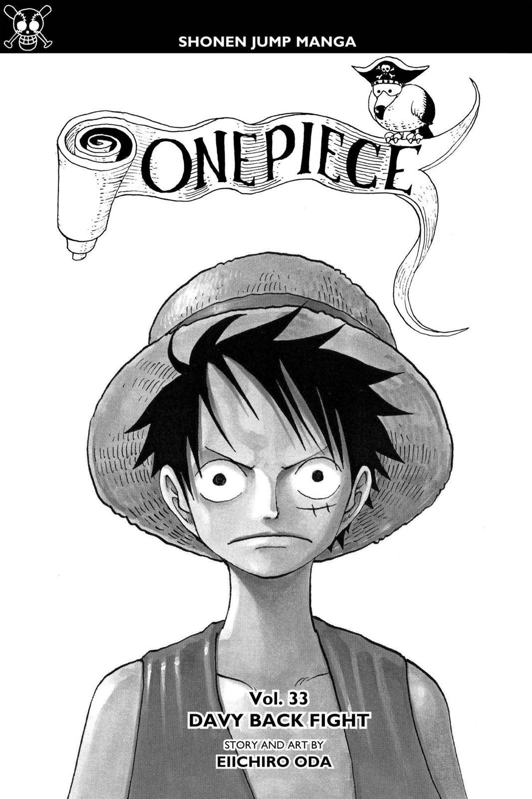 One Piece Chapter 306 Page 4