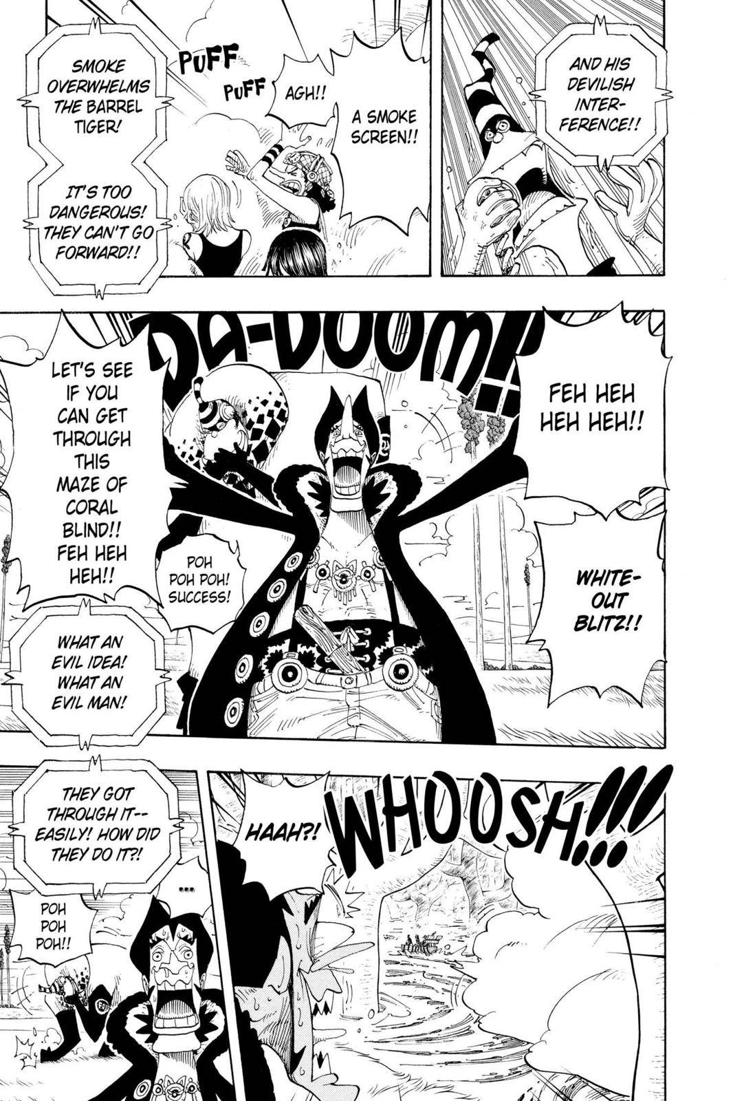 One Piece Chapter 308 Page 7