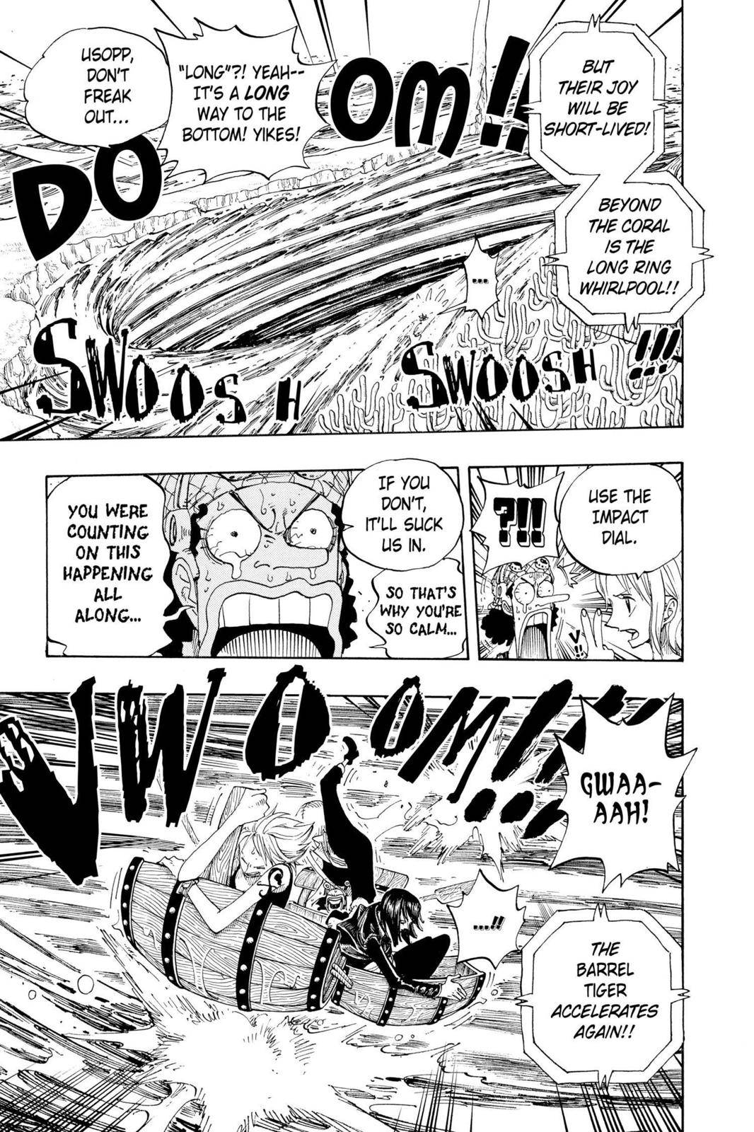 One Piece Chapter 308 Page 9