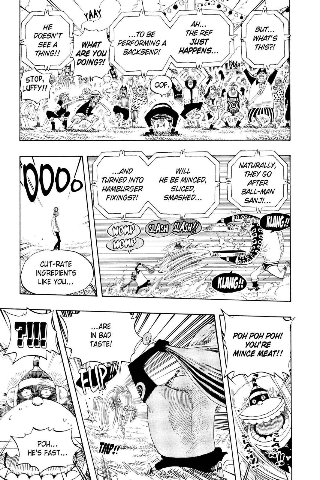 One Piece Chapter 312 Page 7