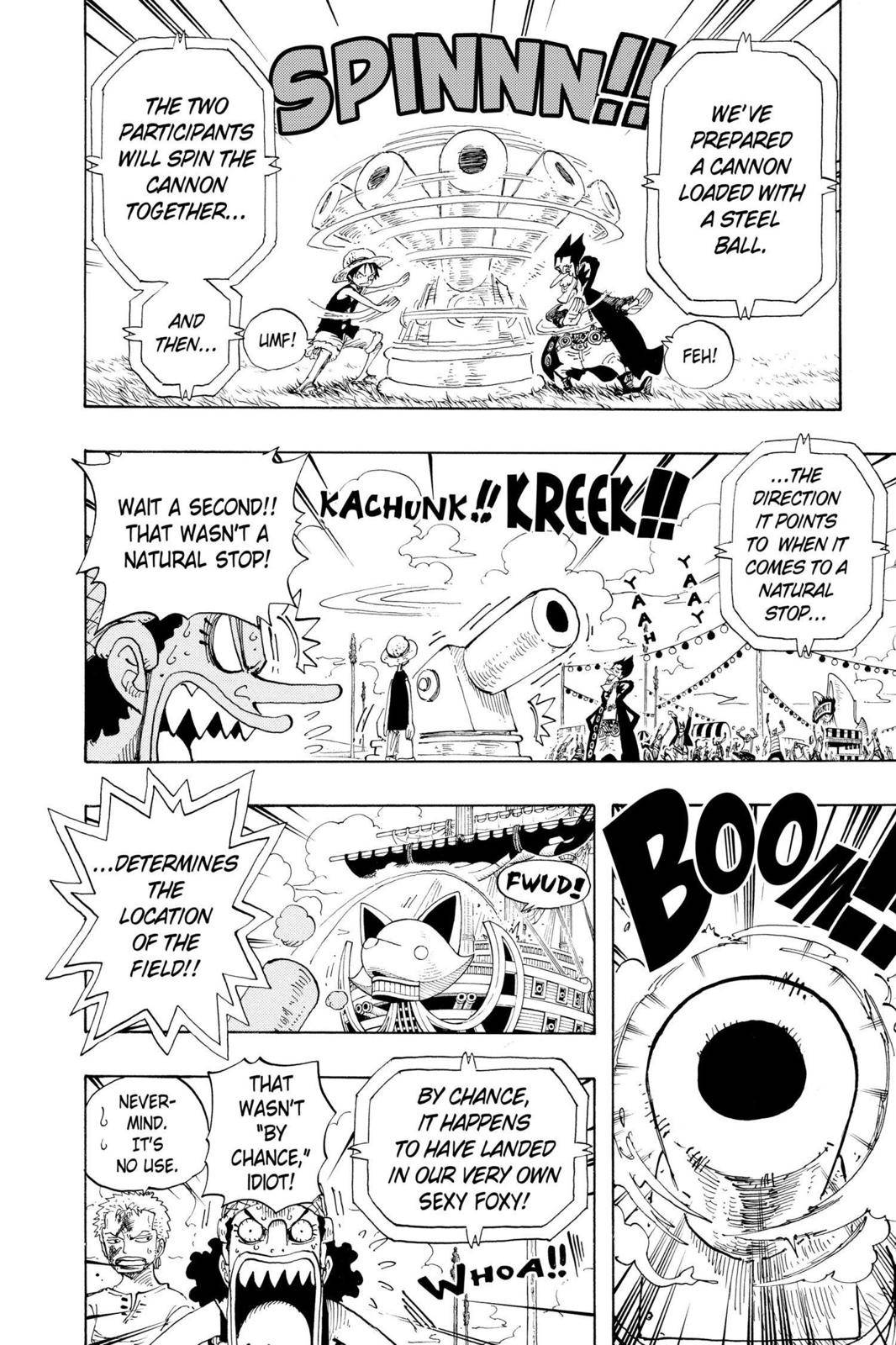 One Piece Chapter 313 Page 12