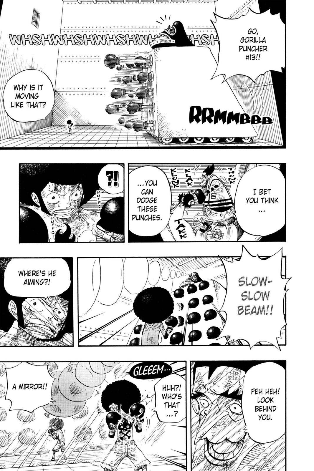 One Piece Chapter 316 Page 5