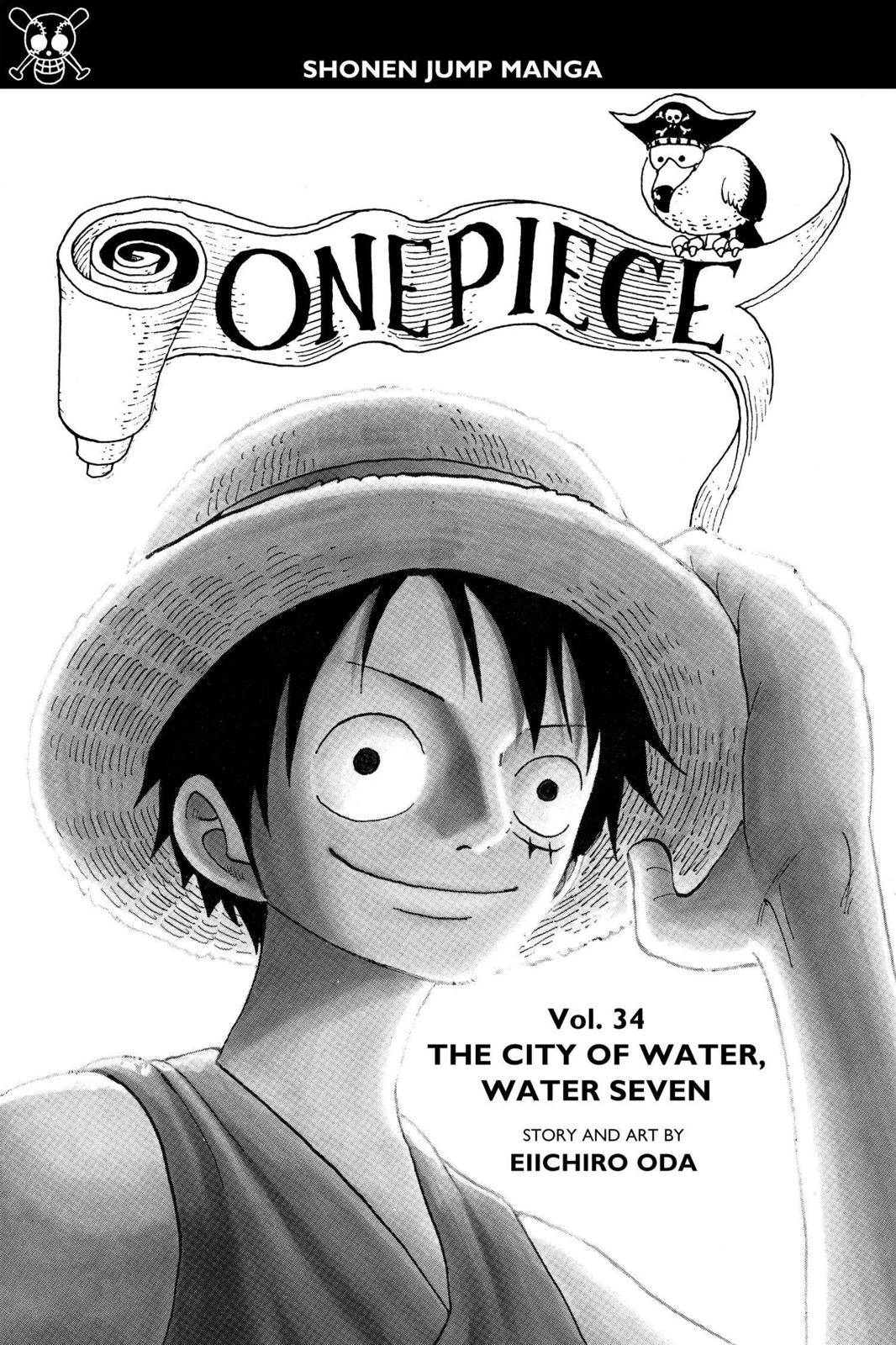 One Piece Chapter 317 Page 4