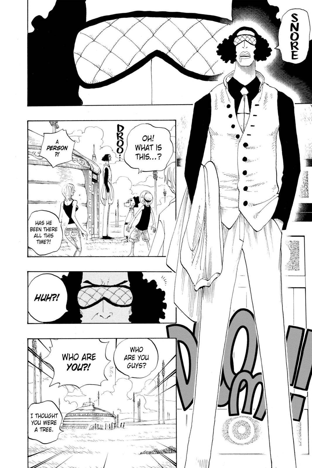 One Piece Chapter 318 Page 18