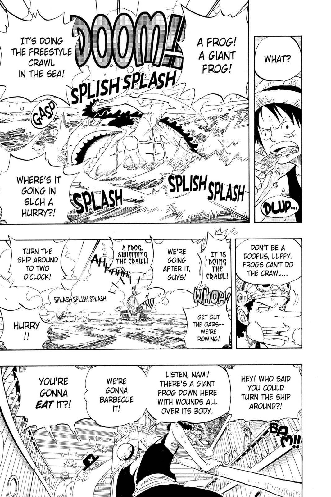 One Piece Chapter 322 Page 7