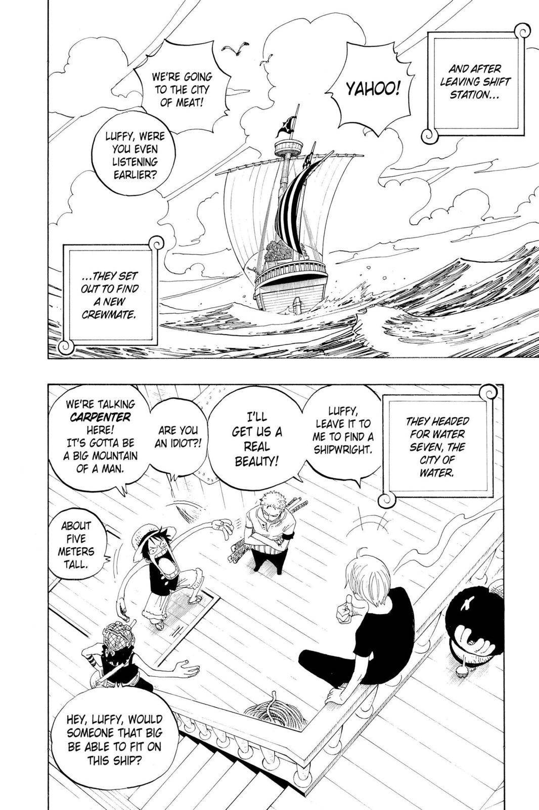 One Piece Chapter 323 Page 4