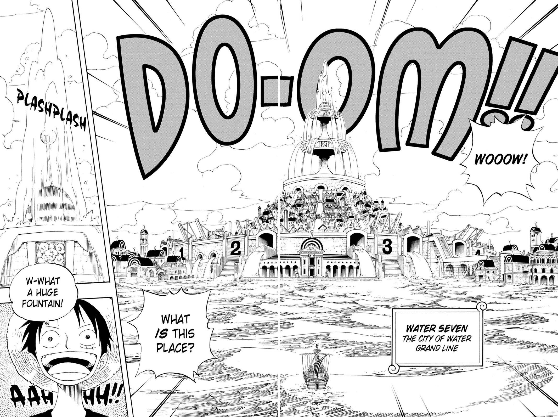 One Piece Chapter 323 Page 8