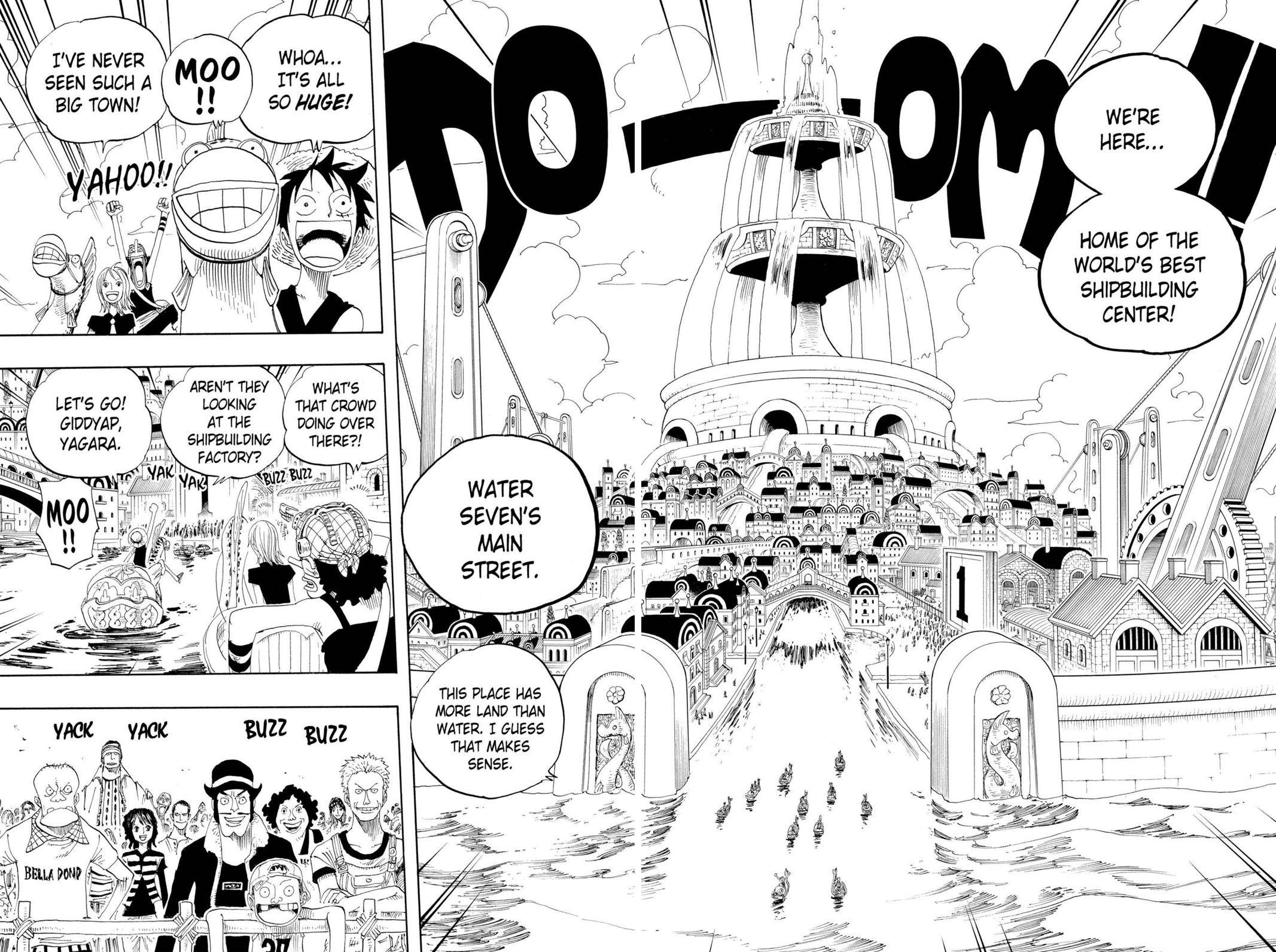 One Piece Chapter 324 Page 16