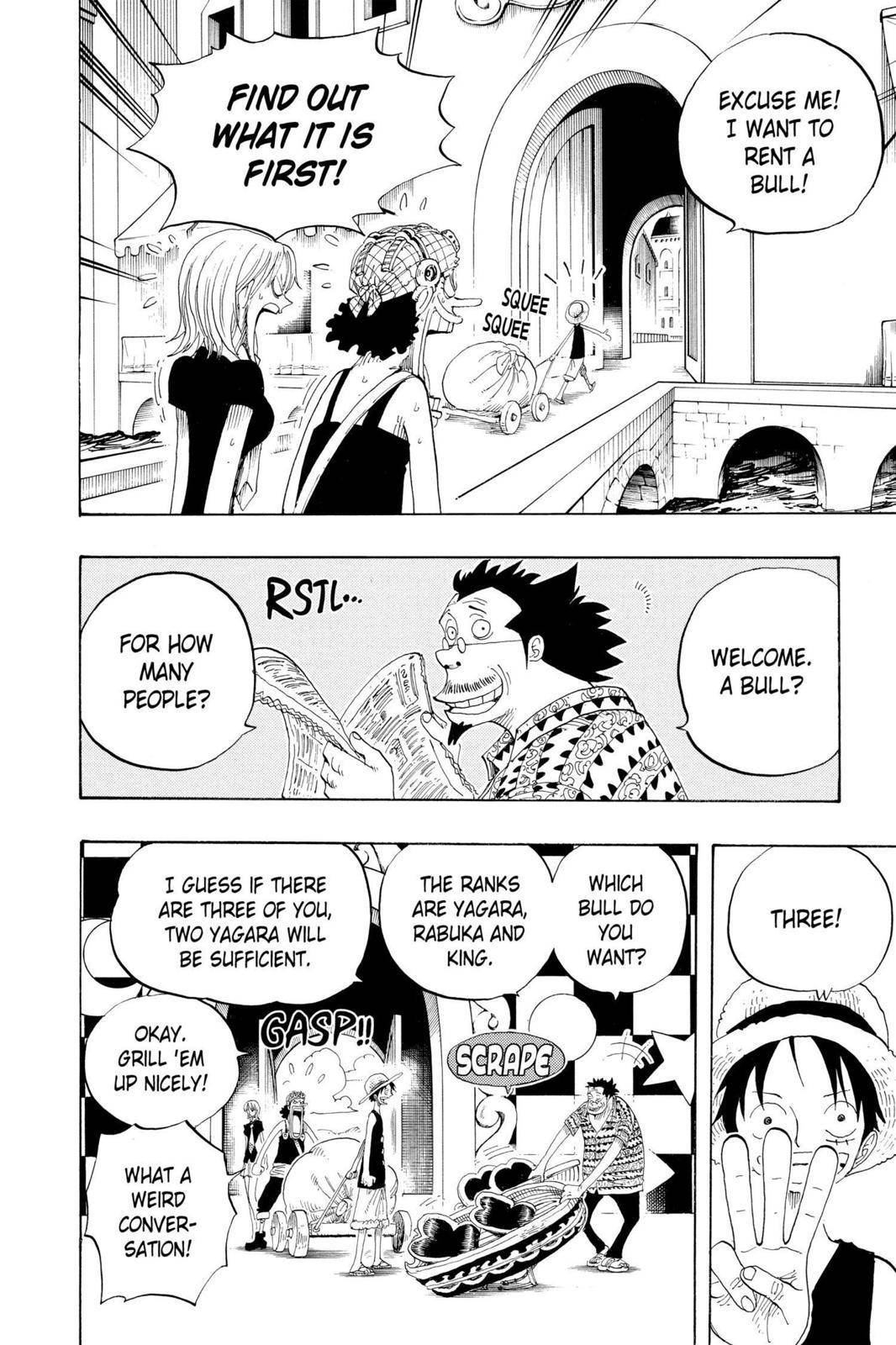 One Piece Chapter 324 Page 4