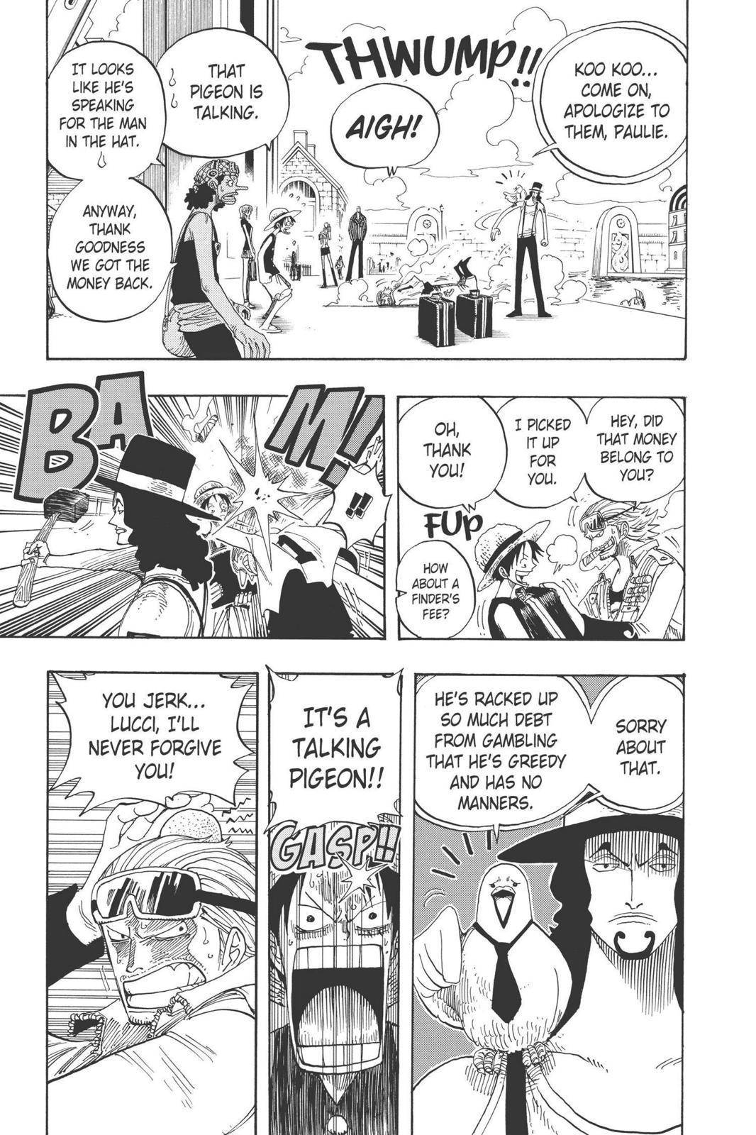 One Piece Chapter 327 Page 7