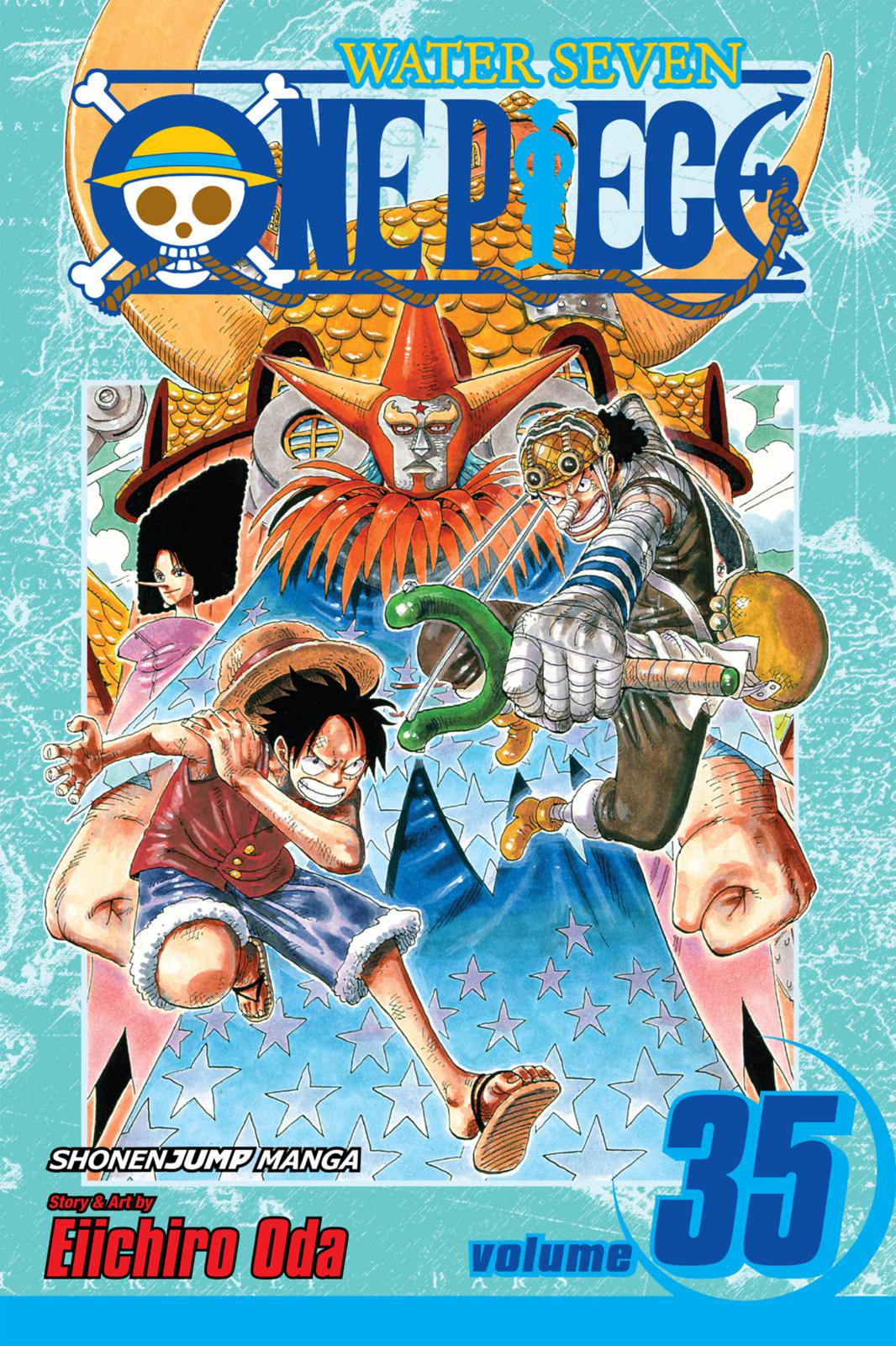 One Piece Chapter 328 Page 1