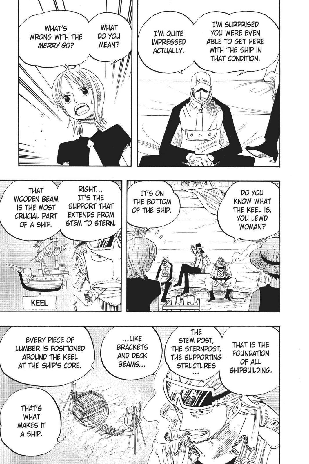One Piece Chapter 328 Page 11