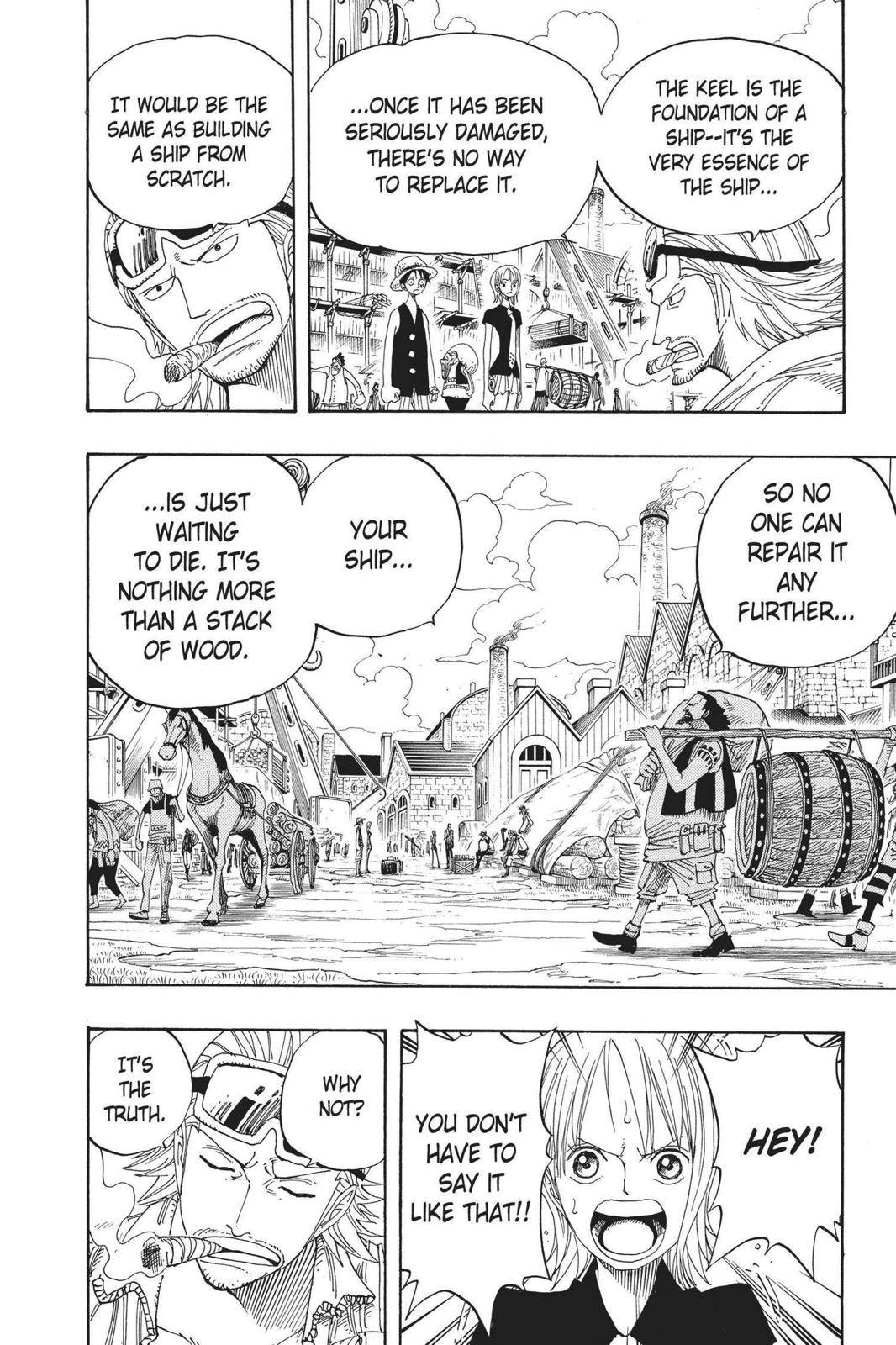One Piece Chapter 328 Page 12