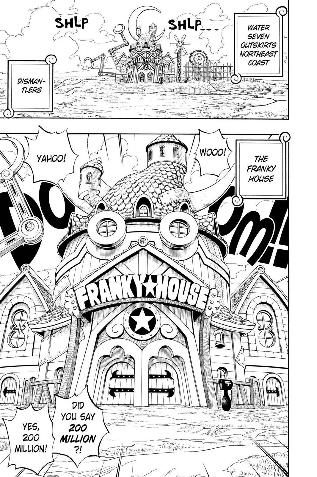 One Piece Chapter 329 Page 7