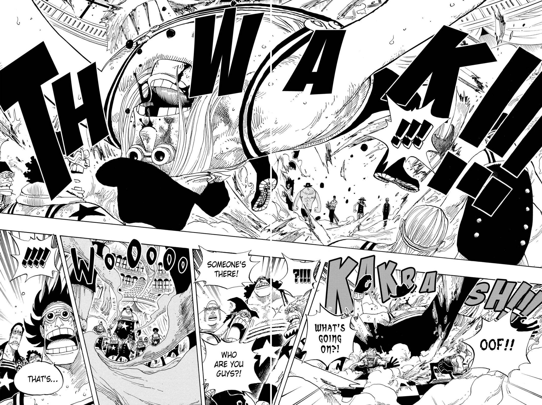 One Piece Chapter 330 Page 4