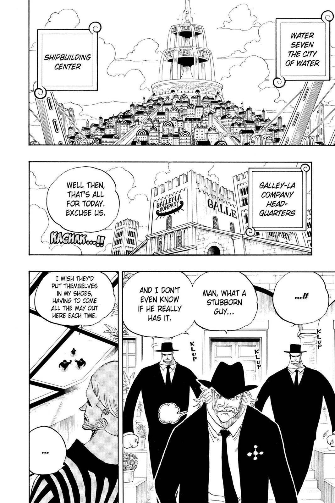 One Piece Chapter 331 Page 2