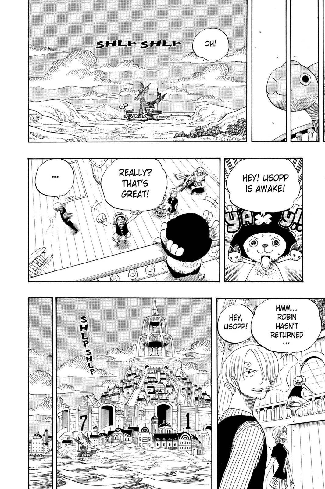 One Piece Chapter 331 Page 4