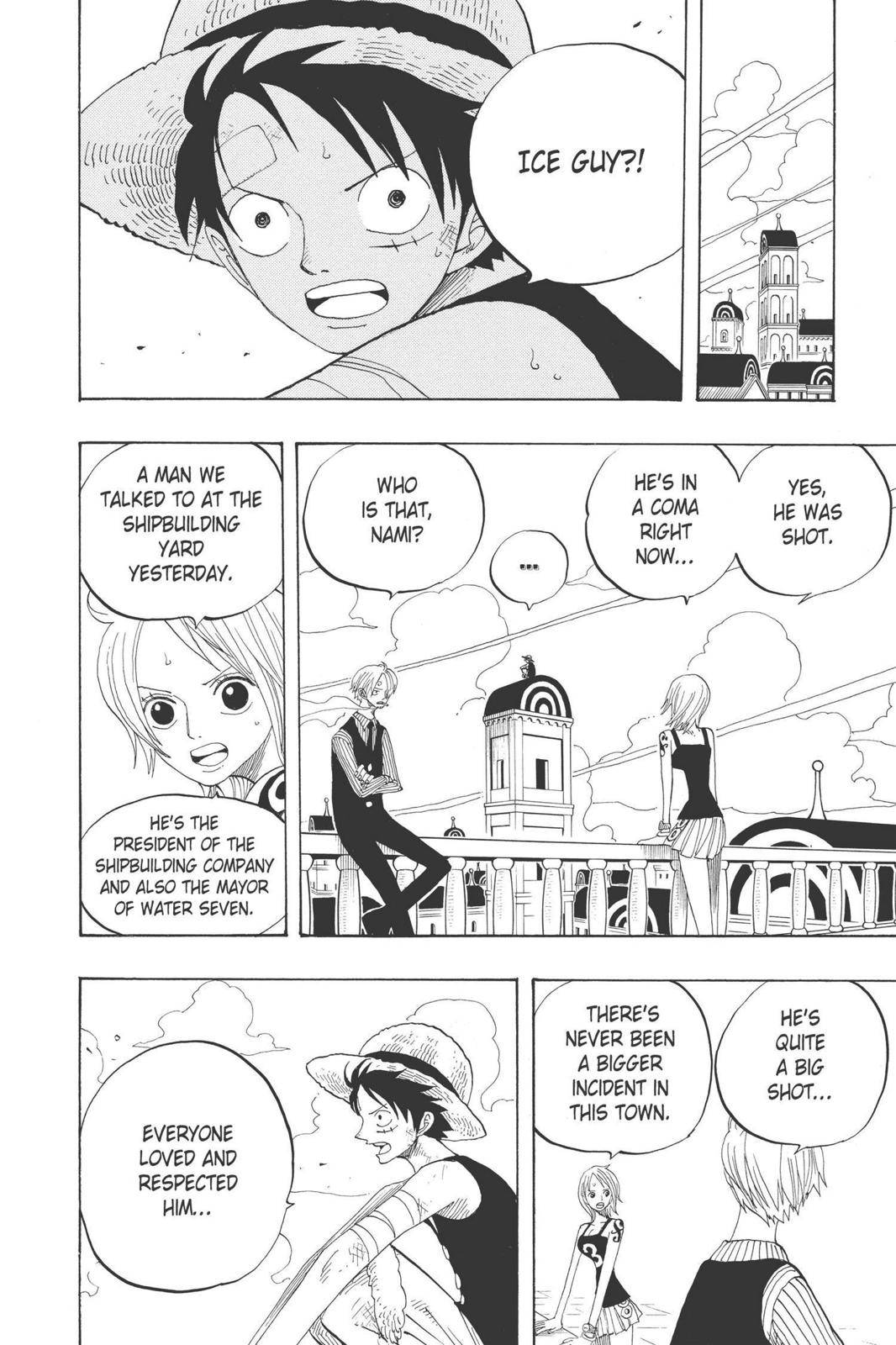 One Piece Chapter 334 Page 12